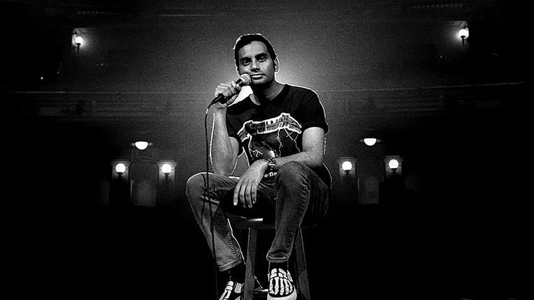 Aziz Ansari talks about sexual misconduct allegation in Netflix stand-up special