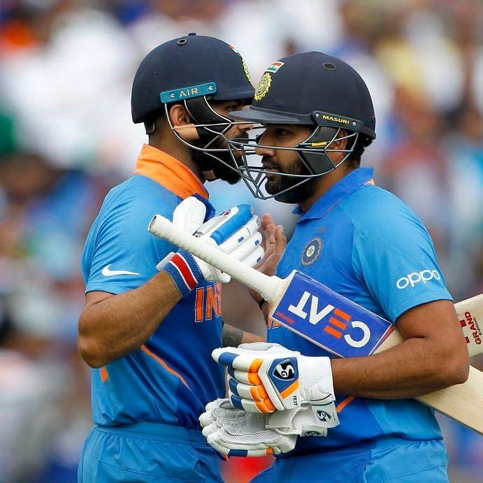 Will give Rohit Sharma enough space to settle: Virat Kohli