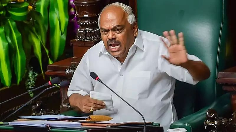 Speaker disqualifies 3 MLAs to rattle the rest