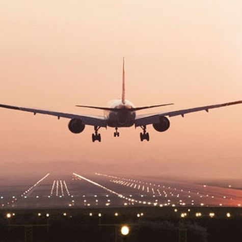 Five flights diverted, 12 running late at Delhi airport due to bad weather