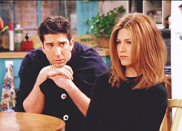 #FRIENDS25 trends as the show completes 25 years