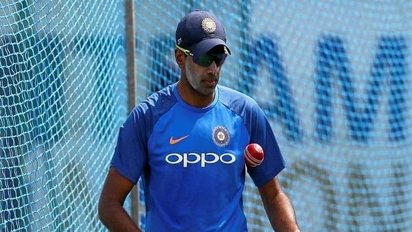 India bowling all-rounder Ravichandran Ashwin