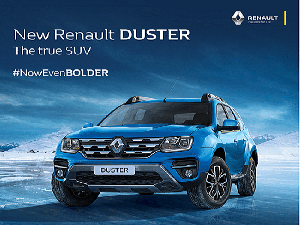 Renault India launches updated Duster, price starts at Rs 8 lakh
