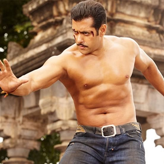 Salman Khan to shed 7 kilos for the flashback scenes in Dabangg 3