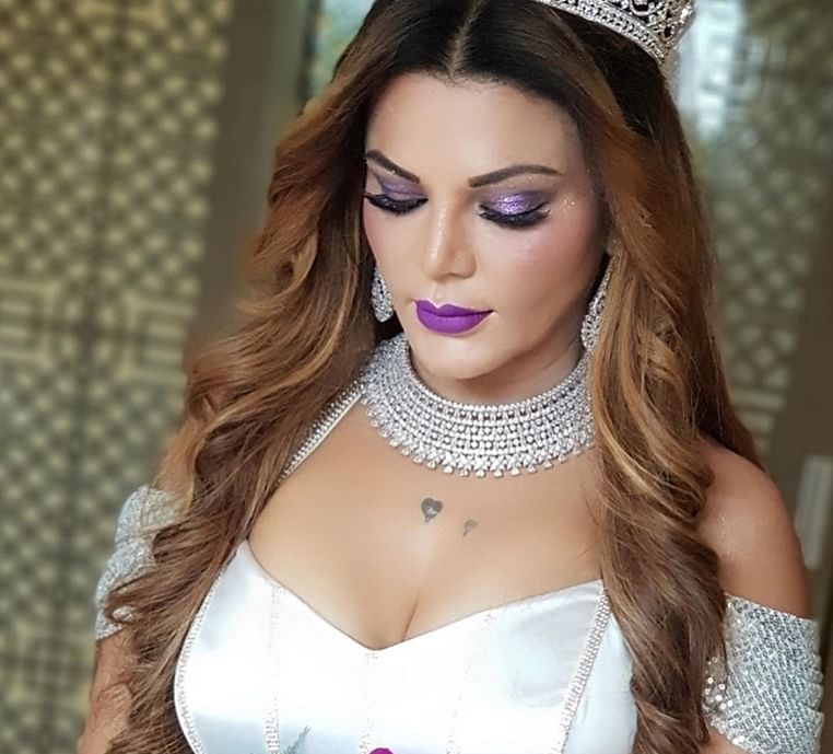 Did Rakhi Sawant get married in a secret white-wedding ceremony?