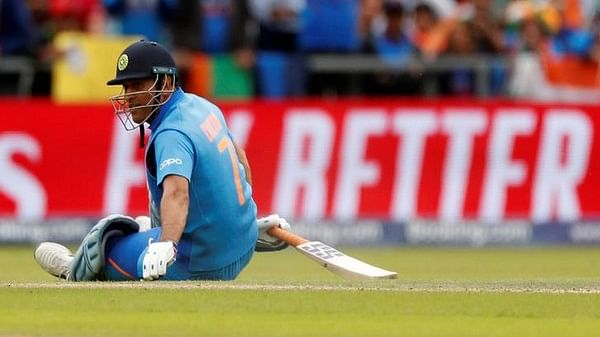 World Cup 2019: Netizens can't keep calm seeing Dhoni seemingly in tears