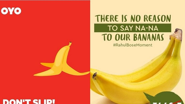 Godrej, Pizza Hut, Zomato: Brands cash in on Rahul Bose's banana movement