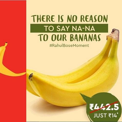 Godrej, Pizza Hut, Zomato: Brands cash in on Rahul Bose's banana movement