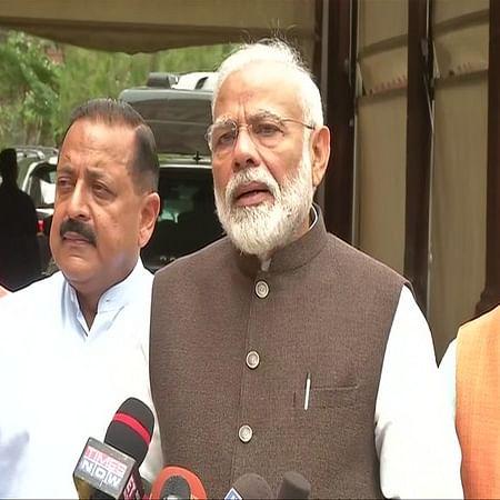 PM Modi, other leaders wish nation on Guru Purnima