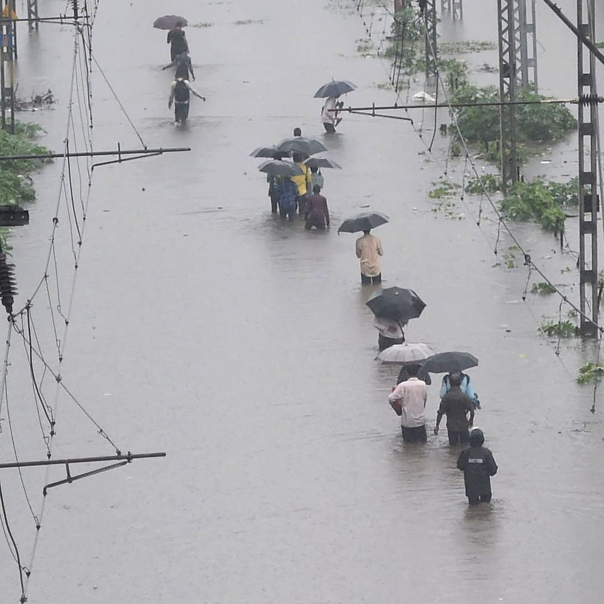 Mumbai Rains: Can't shake off that deja vu
