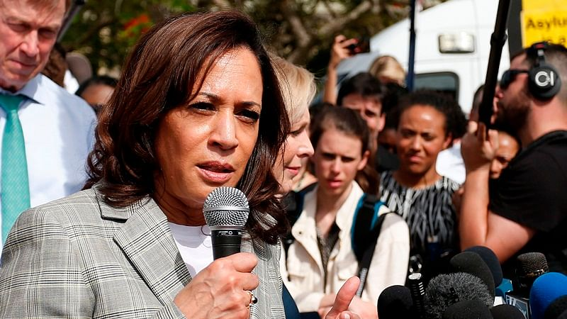 Kamala Harris on race and electability in 2020