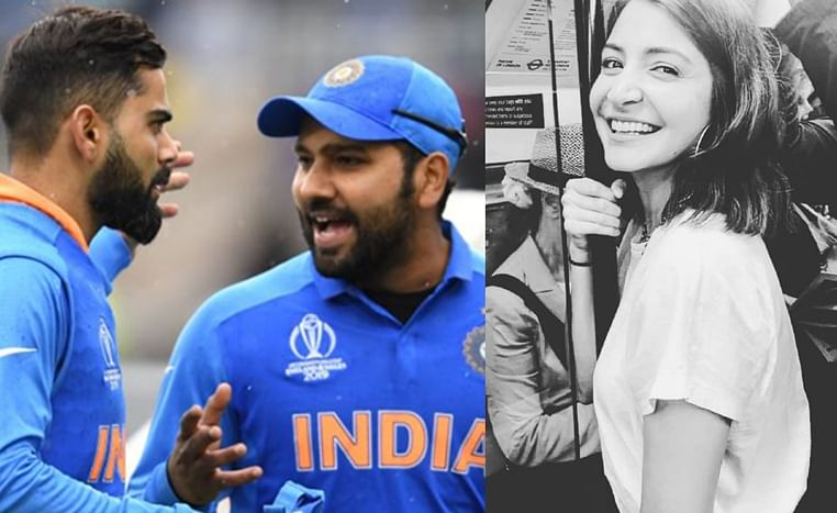 Rohit Sharma unfollows Anushka Sharma after her cryptic post on Team India's rift