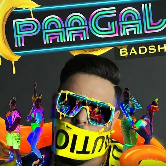 Rapper Badshah creates a world record with his new single 'Paagal'