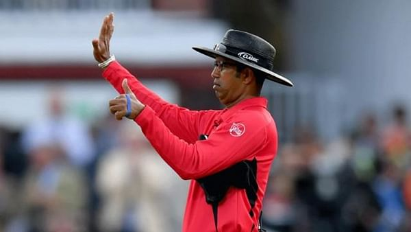Kumar Dharmasena admits to 'judgemental error'