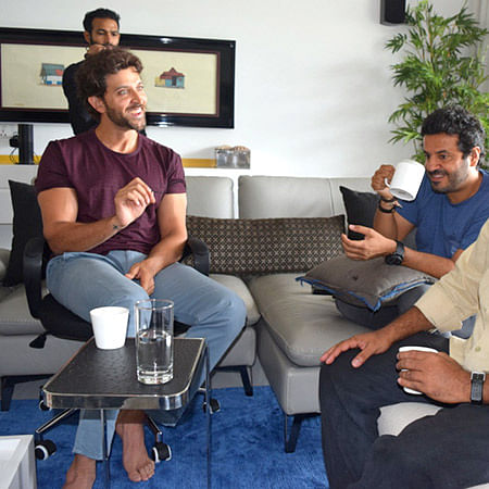 Hrithik Roshan is everything I'd want an actor to be while playing me: Anand Kumar