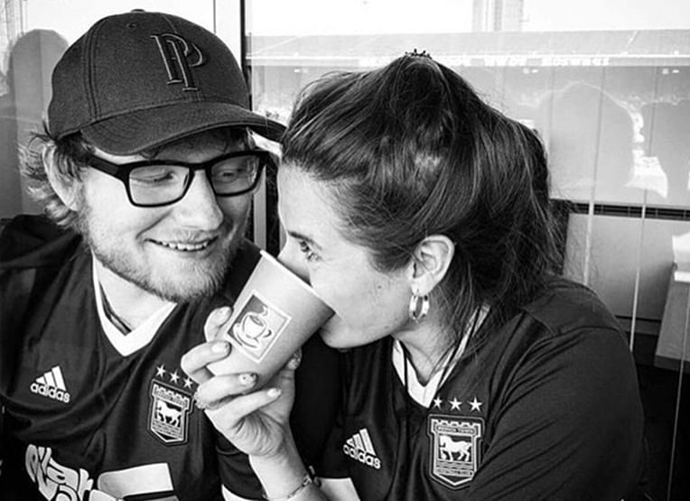 Ed Sheeran finally confirms his marriage with Cherry Seaborn in new album