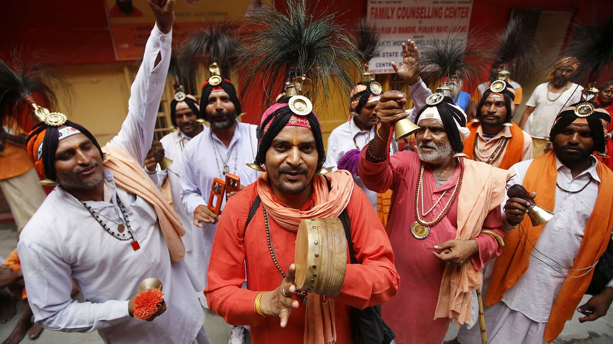 Corona effect: Only Sindhis allowed for Sindhu Darshan Fest