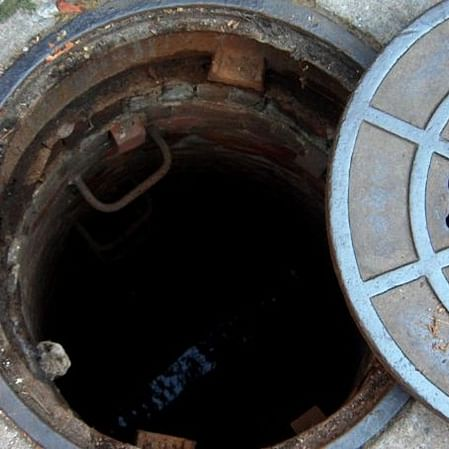 Mira Bhayandar: Two held for stealing manhole lids