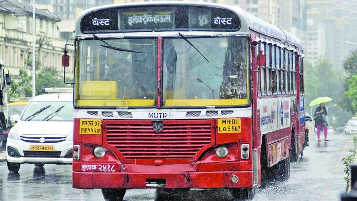 Mumbai Rains: BEST bus services normal as rains take break
