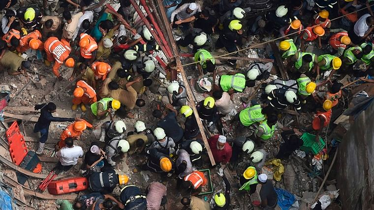 Mumbai: Death toll in Dongri building collapse rises to 14