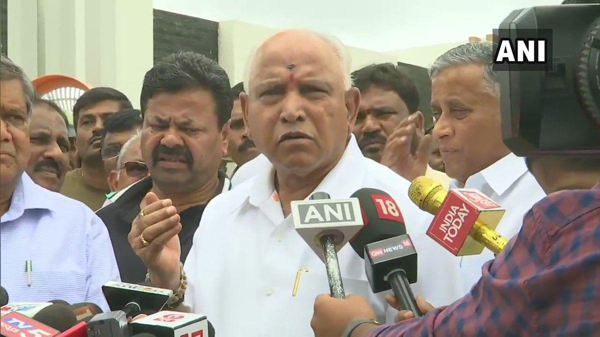 Karnataka crisis: SC verdict moral victory for rebel MLAs, says Yeddyurappa