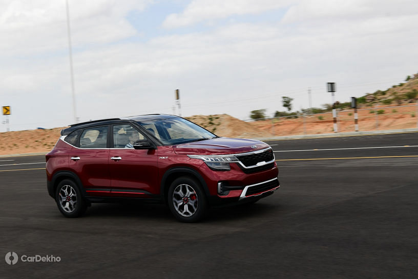 Kia Seltos: 1.4 turbo-petrol only in GT line, variant-wise details revealed
