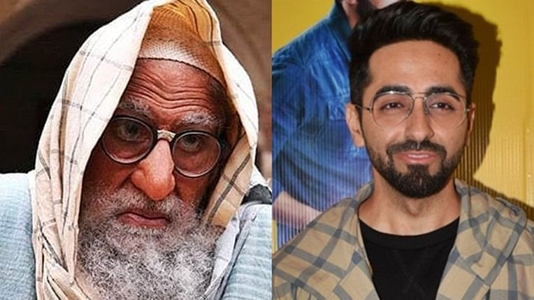 Ayushmann Khurrana thrilled, anxious about his first shot with Amitabh Bachchan