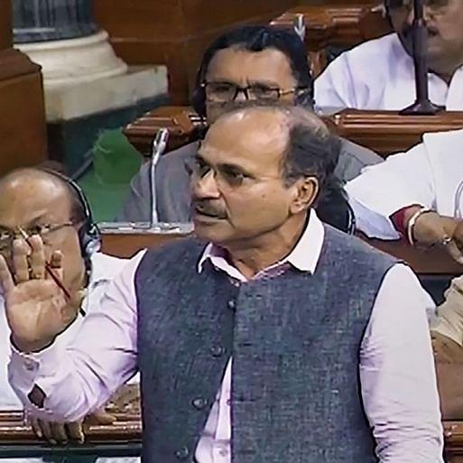 Karnataka crisis: Adhir Ranjan raises poaching issue in Lok Sabha, Rajnath Singh says it's Congress' internal problem