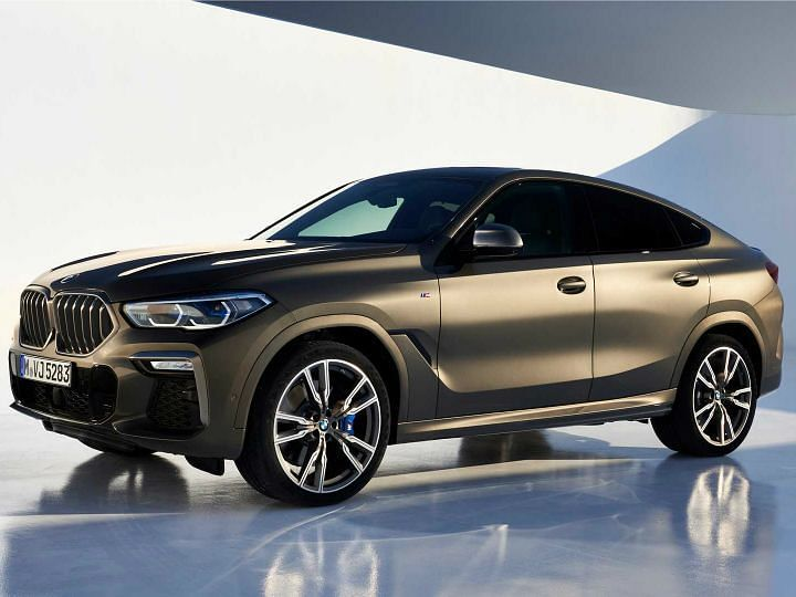 2020 BMW X6 Makes Its Global Debut
