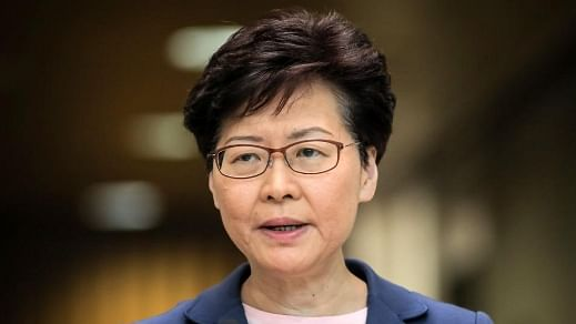 Extradition bill is dead: Hong Kong leader