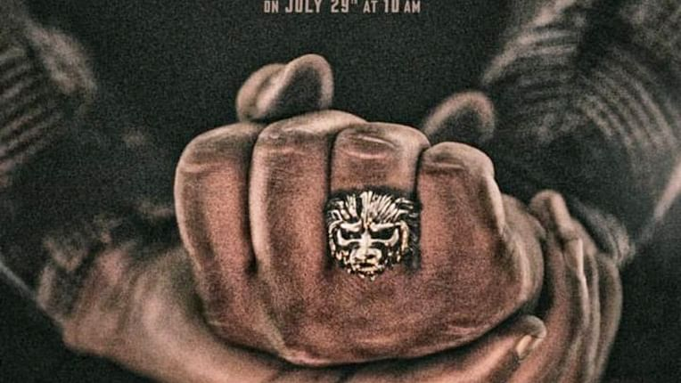 The first poster release of KGF: Chapter 2 unveils 'Adheera'