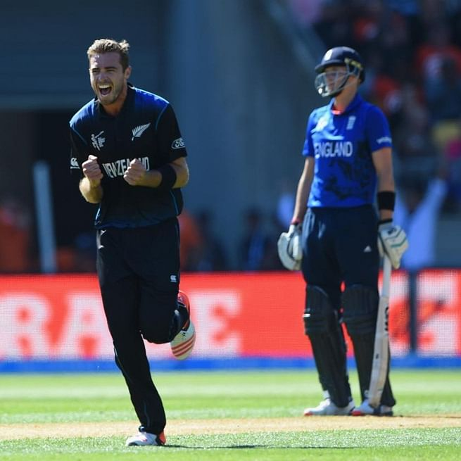 Cricket Score - England vs New Zealand World Cup 2019 Match 41