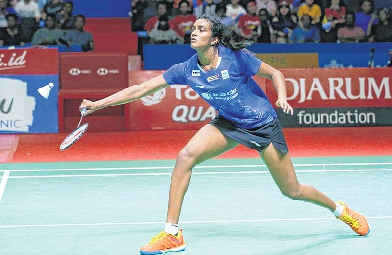 Indonesia Open BWF 2019: Silver spoon for PV Sindhu