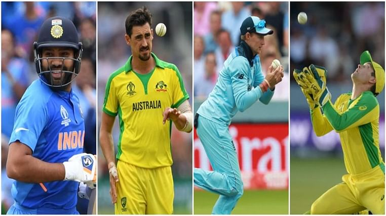 Four 'superstars' of World Cup 2019