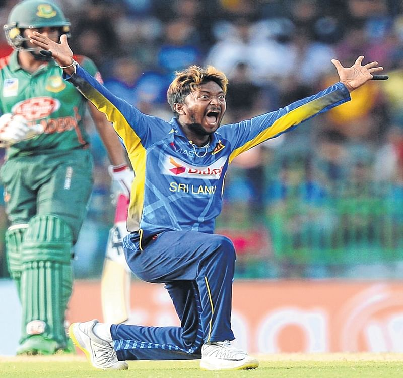 Sri Lanka wrap up series win