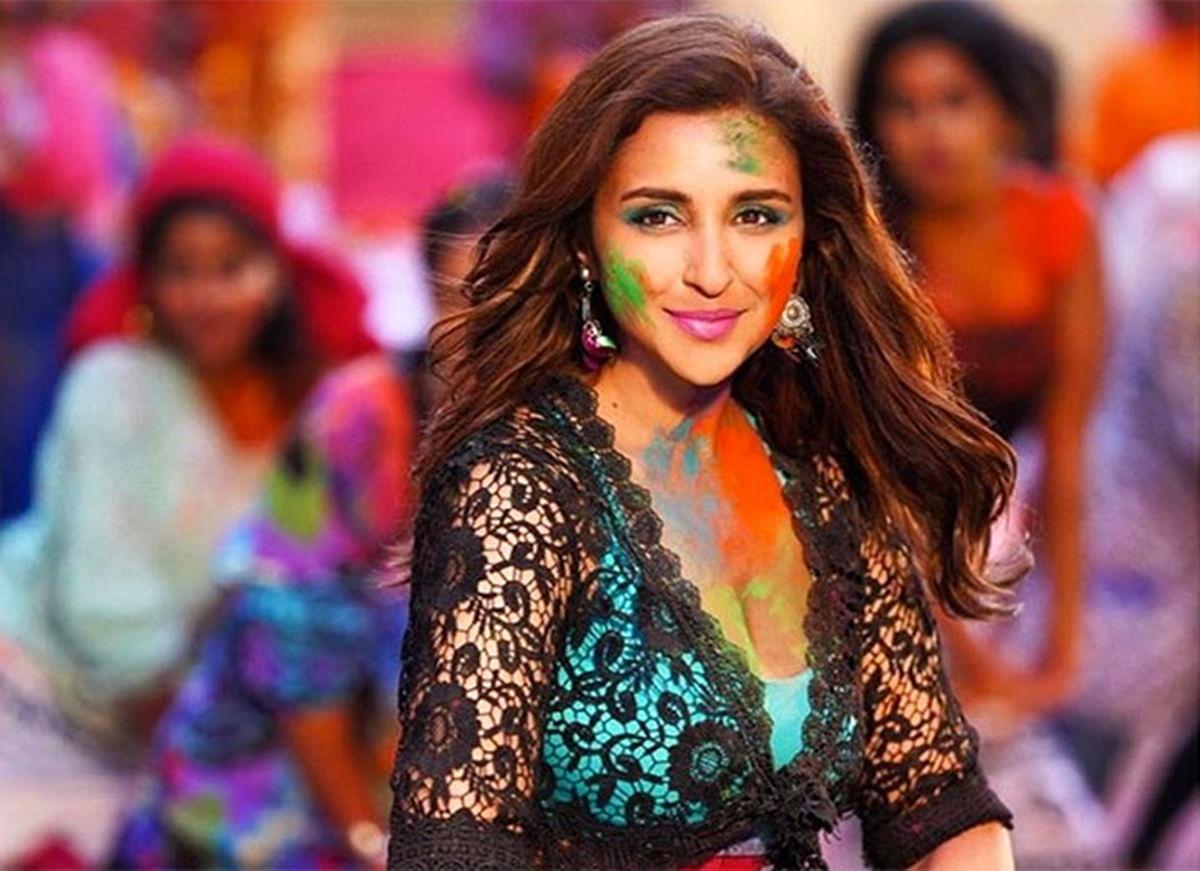 Ahead of the trailer release, Parineeti Chopra shares a vibrant still from Jabariya Jodi