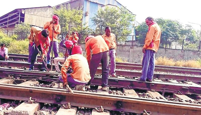 Central Railway repair works to hit train services today