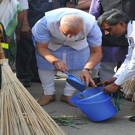 Suzanne Bernert column: Rooting for a swachh Bharat
