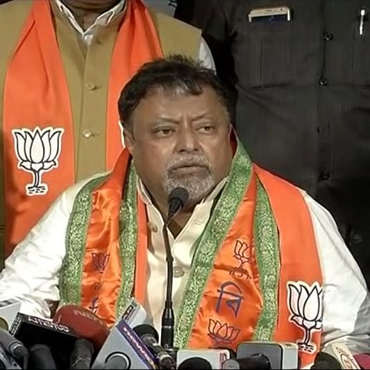 Mamata Banerjee government planning false cases against BJP leaders: Mukul Roy