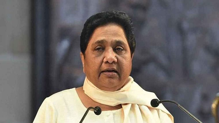 PM Narendra Modi's Independence Day speech gives little hope for betterment of people's lives: Mayawati