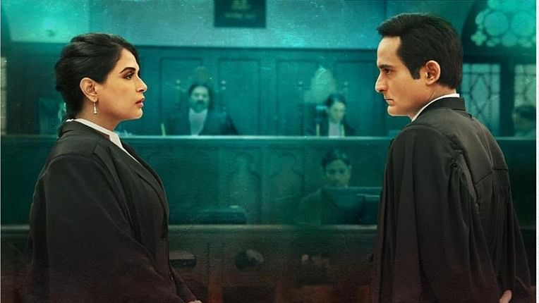 Section 375 Film: Court summons Akshaye Khanna and producers seeking a stay on release