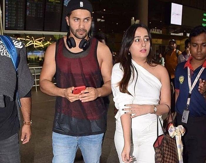 Varun Dhawan and Natasha Dalal engaged already?