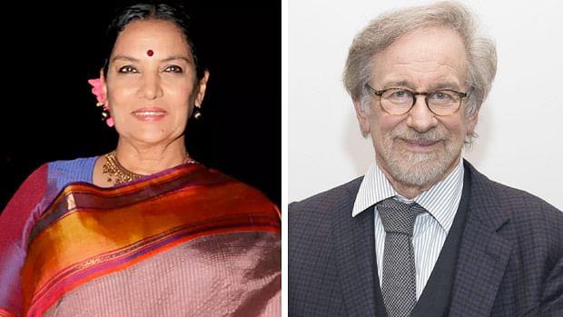 Shabana Azmi to join Steven Spielberg's digital series 'Halo'