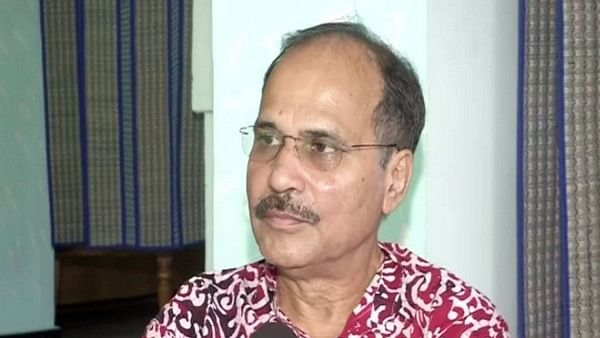 Congress leader Adhir Ranjan Chowdhury