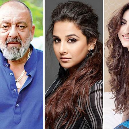 Sanjay Dutt, Vidya Balan, Soha Ali Khan's first audiobook 'Karadi Tales' will release on Voot