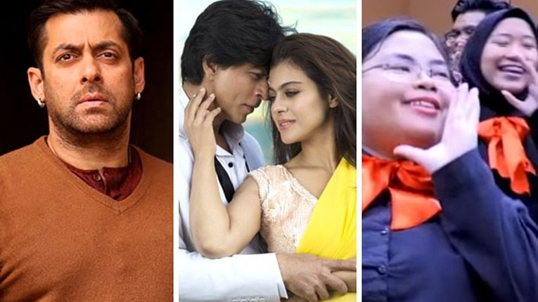 Watch Malaysian students perform Shah Rukh, Salman Khan's songs on convocation day