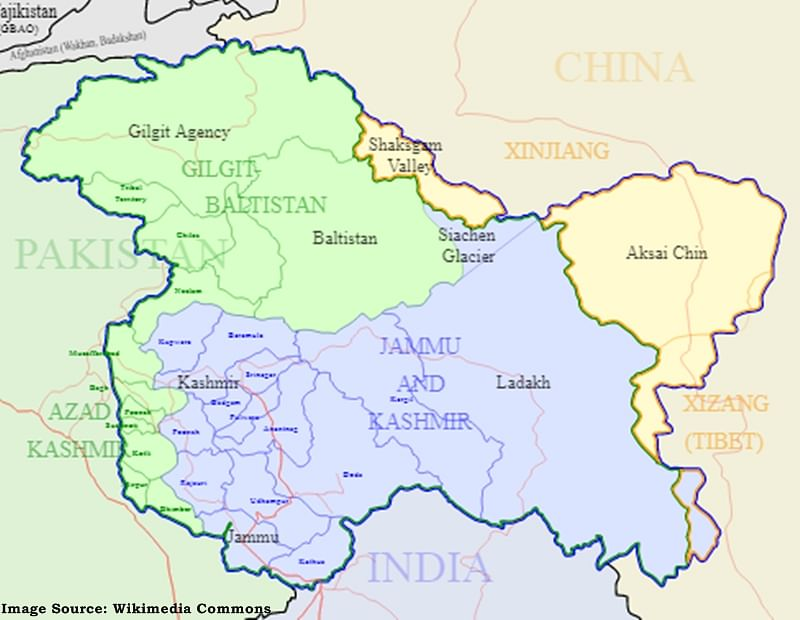 China occupied Kashmir and Pakistan occupied Kashmir: All you need to know, where is it? Can you visit?