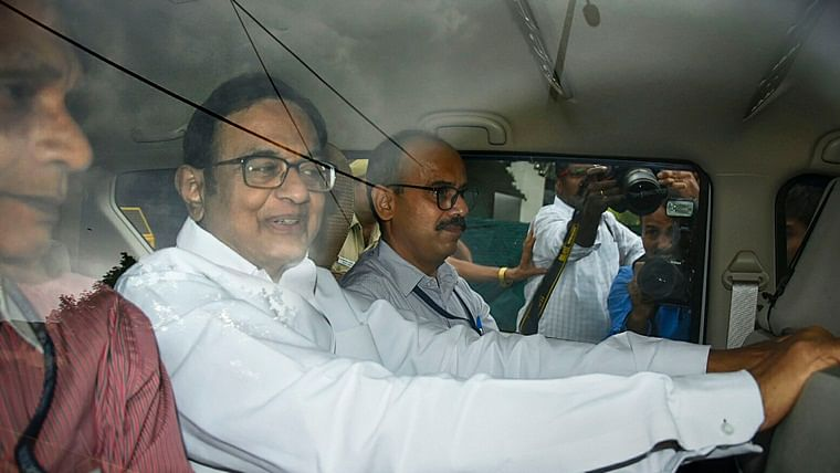 INX media case: Special CBI Court sends P Chidambaram to Tihar jail till 19 September