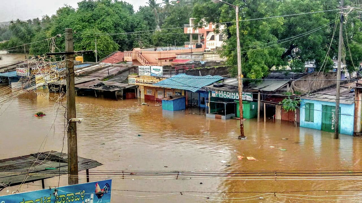 Bihar: Punpun river water level starts receding