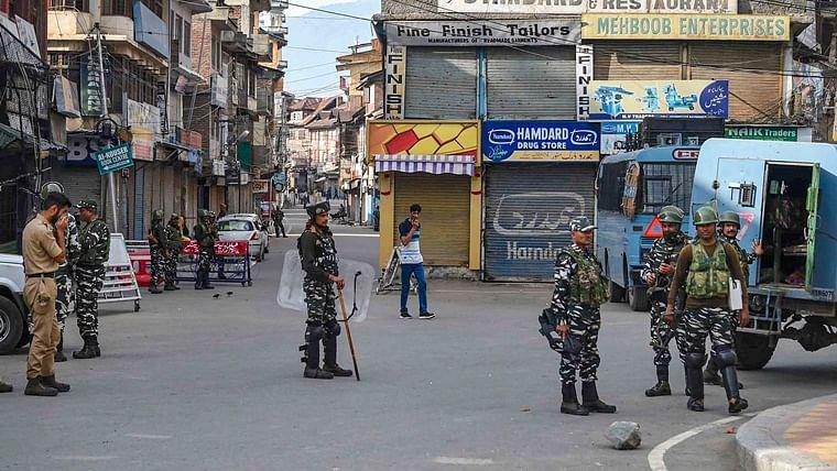 Phone lines in Kashmir to be restored over weekend, schools to reopen next week: J&K chief secy